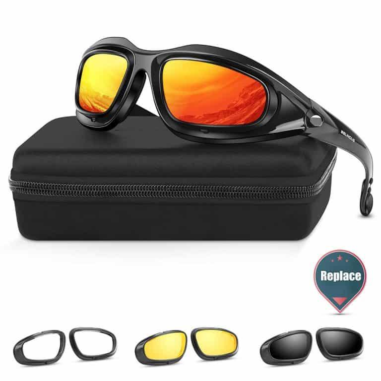 BELINOUS Safety Glasses