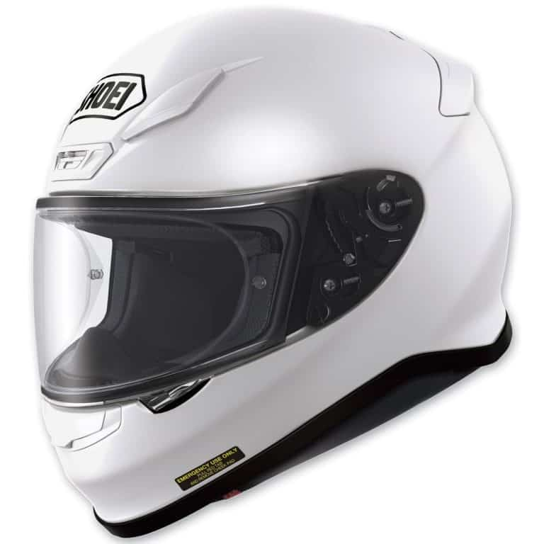 Shoei RF-1200 White Full Face