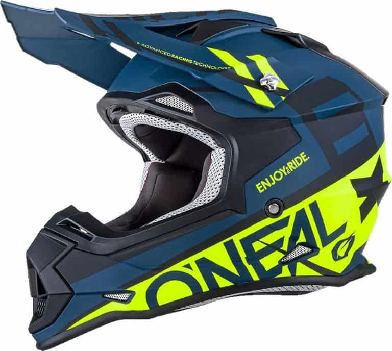 O'Neal Unisex-Adult Off-Road Style 2SERIES Helmet