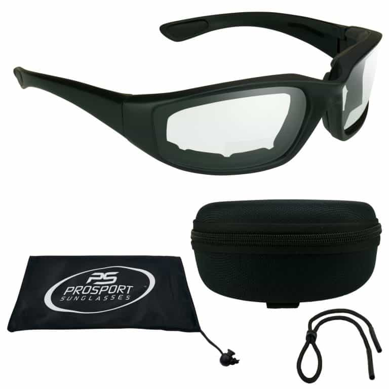 ANSI Z87 Motorcycle Bifocal Safety Glasses