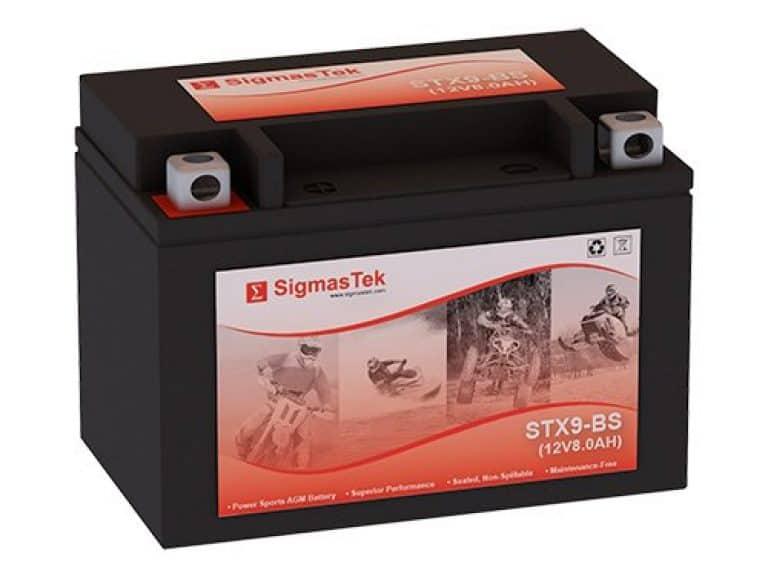 Genuine SigmasTek YTX9-BS