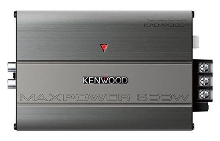 Kenwood KAC-M3001 600W