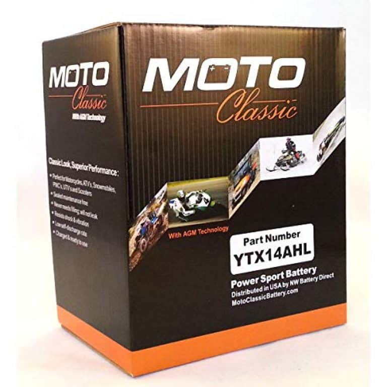 Moto Classic YTX14AHL