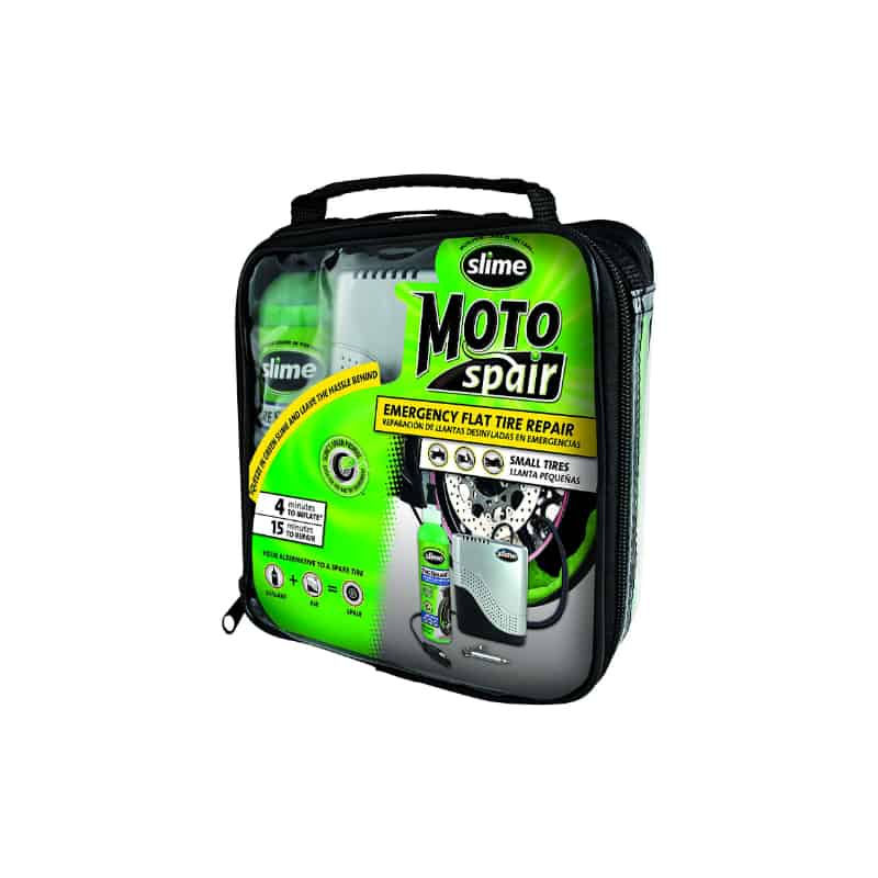 Slime 50001 Moto Spair Tire Repair Kit