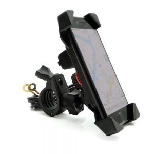 Moto-Phone-Mount-Holder-with-USB-Charger