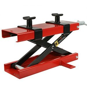 Motorcycle-Center-Scissor-Lift-Scooter-Crank-Stand