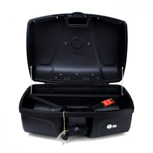 Motorcycle Tail Trunk Bag Luggage Storage Water Resistant Bungee Mount Pockets