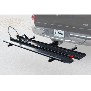 Titan Ramps Motorcycle Hitch Carrier