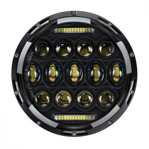 Turbo SII 7 LED Headlight