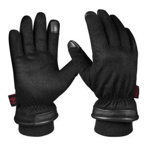 OZERO -30 ℉ Waterproof Winter Gloves Touchscreen Fingers for Driving