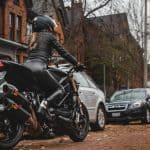 woman at moto