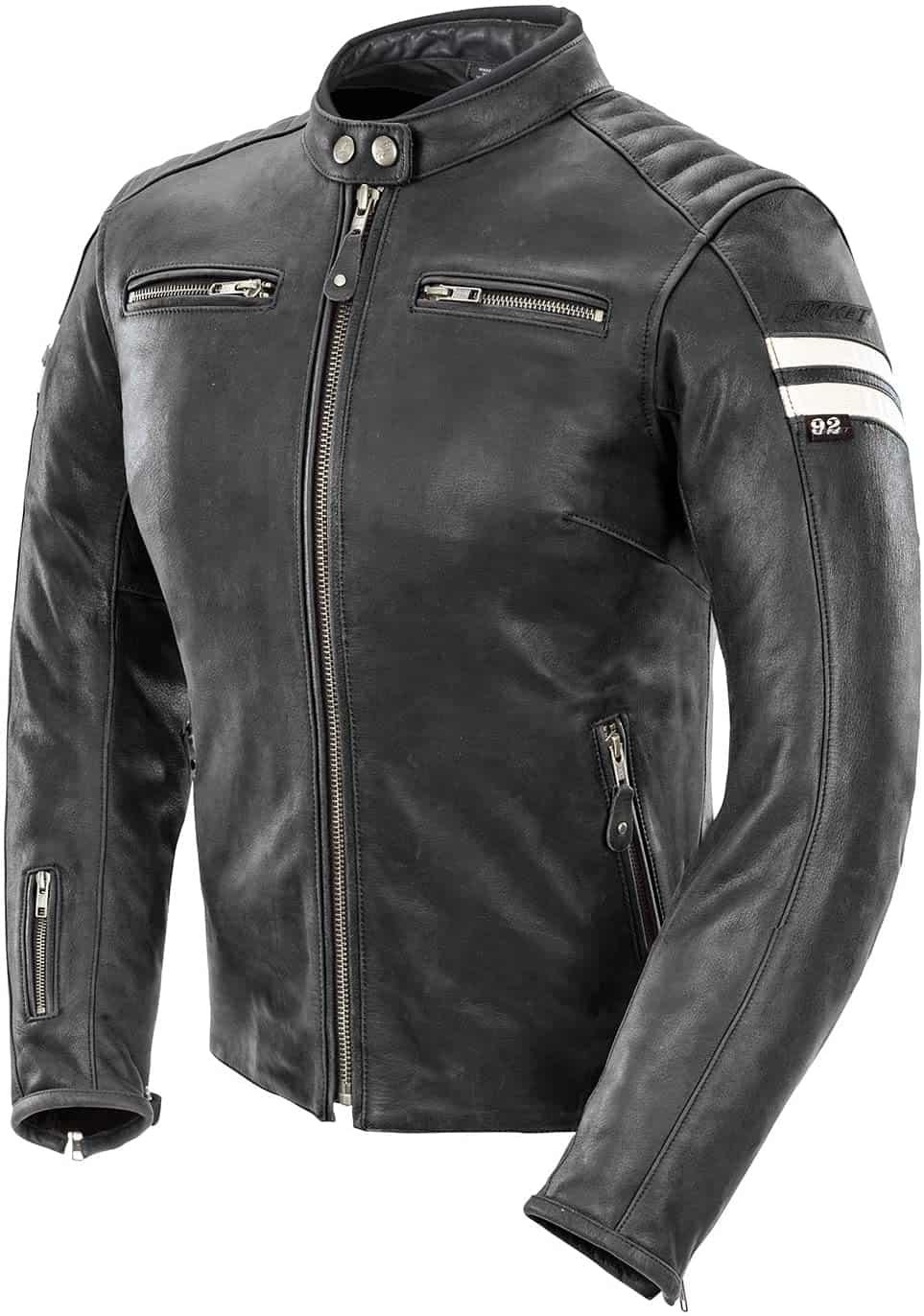 Joe-Rocket-Classic-Women-Leather-Motorcycle-Jacket
