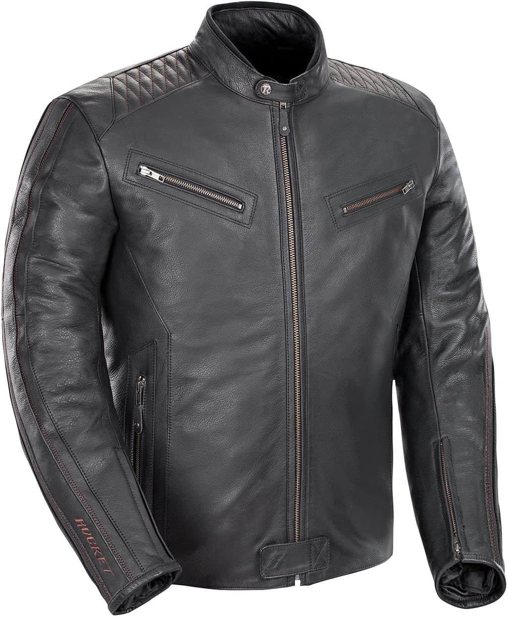 Joe-Rocket-Vintage-Rocket-Mens-Leather-Motorcycle-Jacket