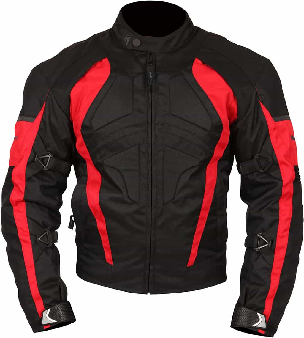Milano-Sport-Gamma-Motorcycle-Jacket-with-Red-Accent-Black-X-Large