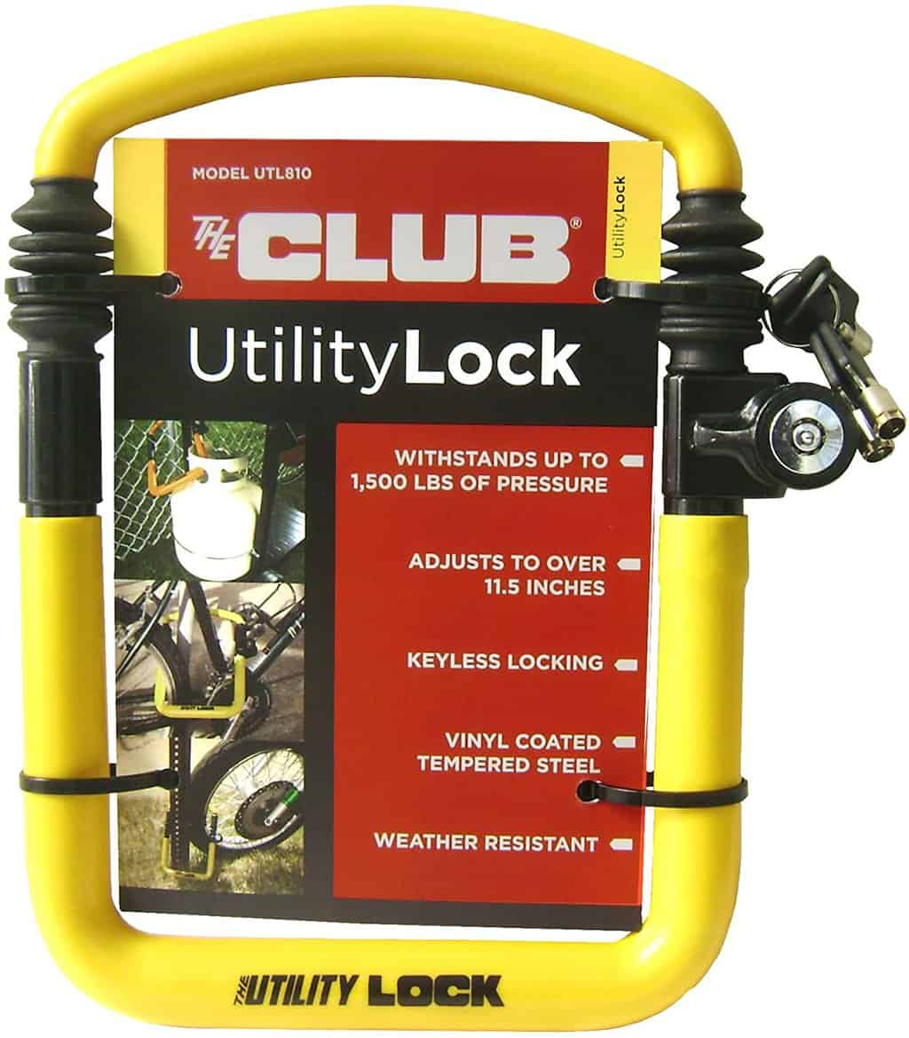 The-Club-UTL810-Utility-Lock-Yellow