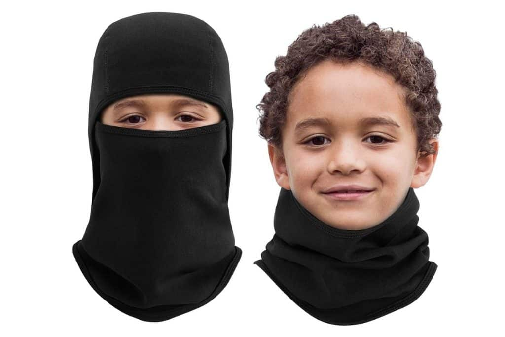 Aegend Kids Balaclava for Cold Weather