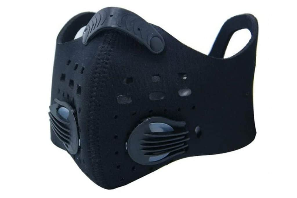 Activated Carbon Cycling Dustproof Mask