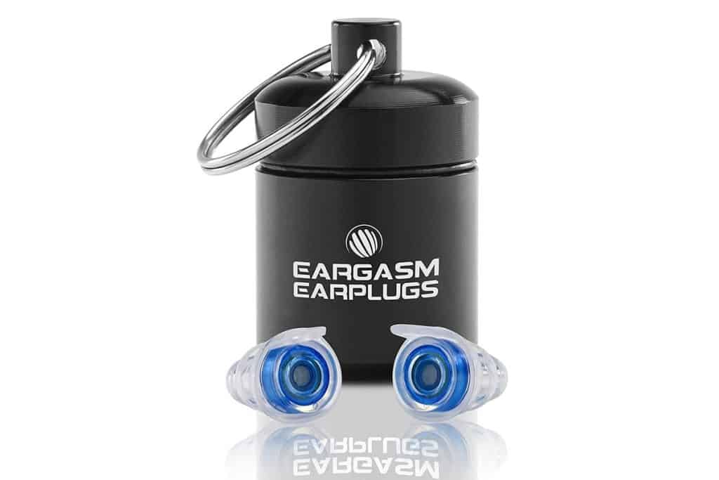 Eargasm High Fidelity Blue Earplugs