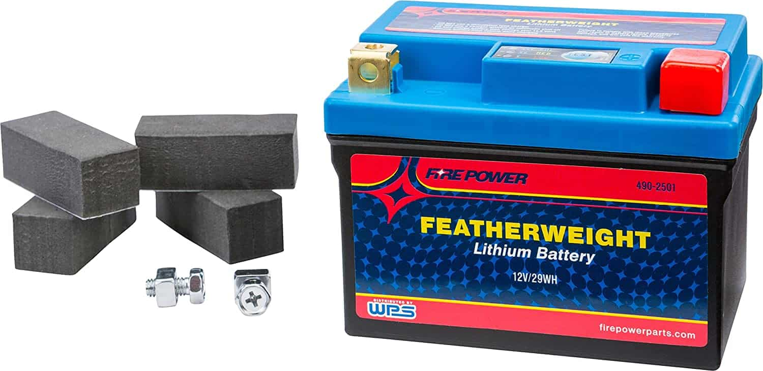 FirePower HJTZ7S-FP-IL Featherweight Lithium Battery