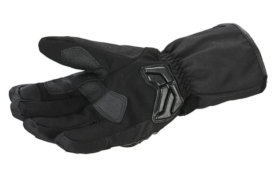 ILM Alloy Steel Motorcycle Riding Gloves