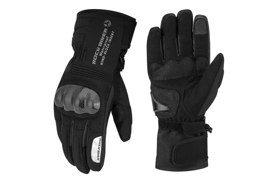 ISSYAUTO Motorbike Winter Touch Screen Gloves