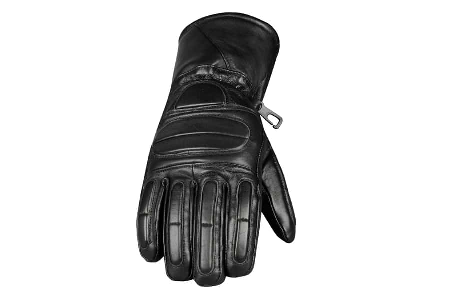 Jackets 4 Bikes Premium Leather Winter Thinsulate gloves