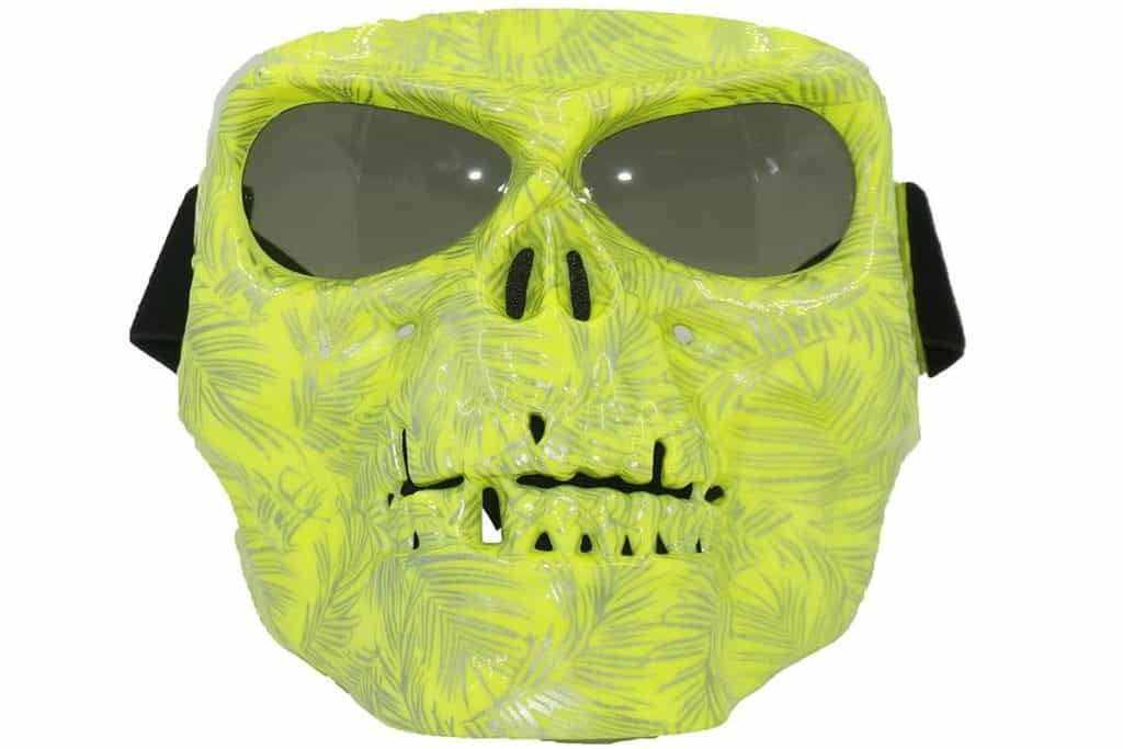 Lawnite Skull Airsoft Mask