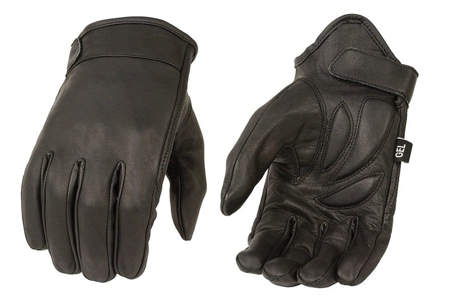 Milwaukee MG7510-BLK-L Men's Summer Cruising Gloves