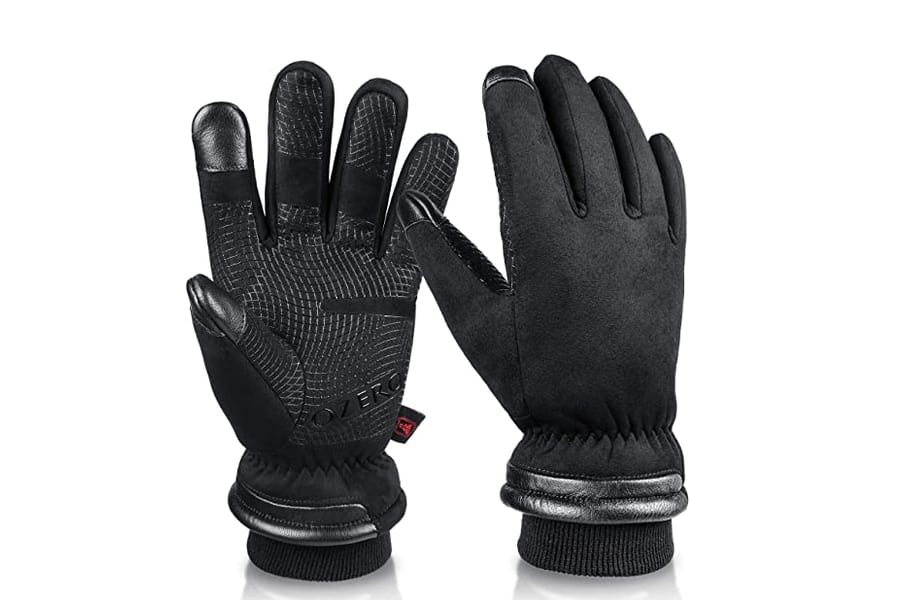 Ozero Waterproof Winter Gloves for Men and Women