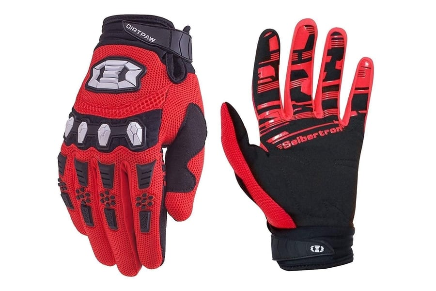 Seibertron Dirtpaw Gloves for Cold Weather Riding