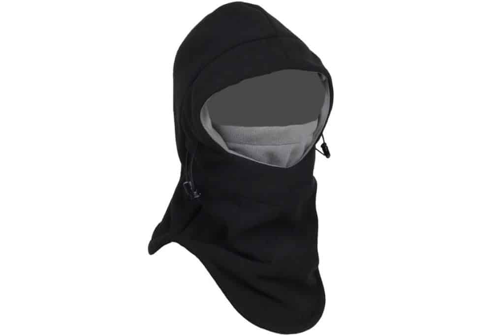 Tahbilk Fleece Motorcycle Balaclava