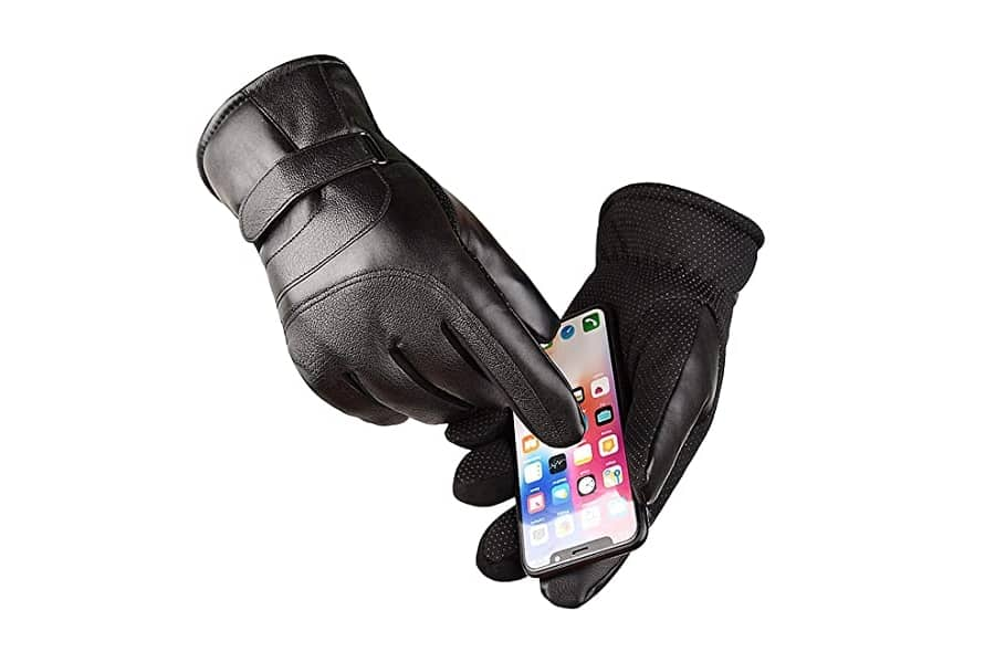 Touchscreen Winter Snow Gloves for Motorcycles