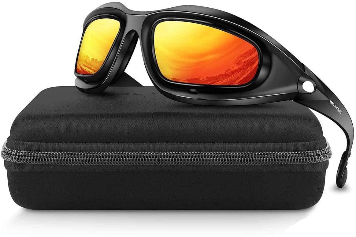 Belinous Safety Glasses and safety bag