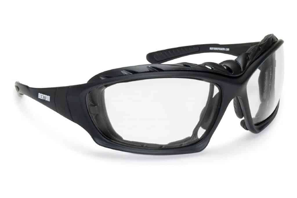 Bertoni Italy Motorcycle Goggles