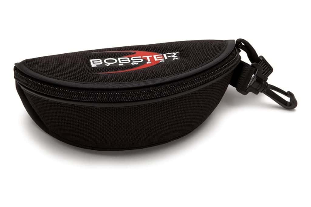 Bobster Rukus Photochromic Sunglasses in safety bag