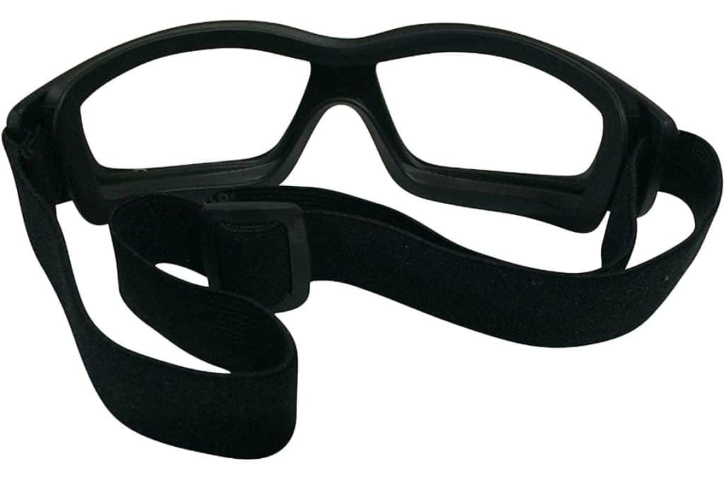 Motorcycle Riding Goggles back