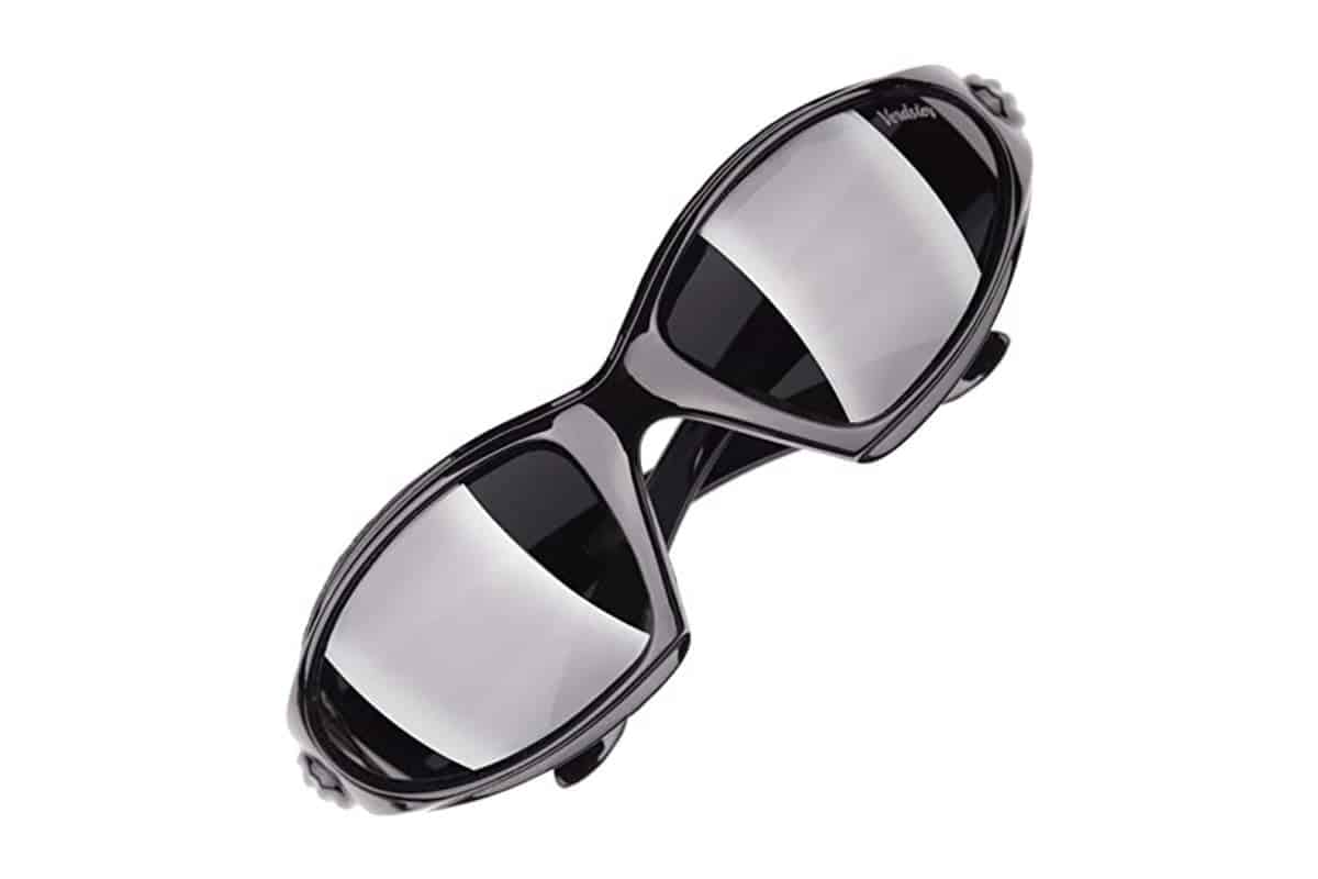 Verdster Airdam Motorcycle & Driving Sunglasses front view