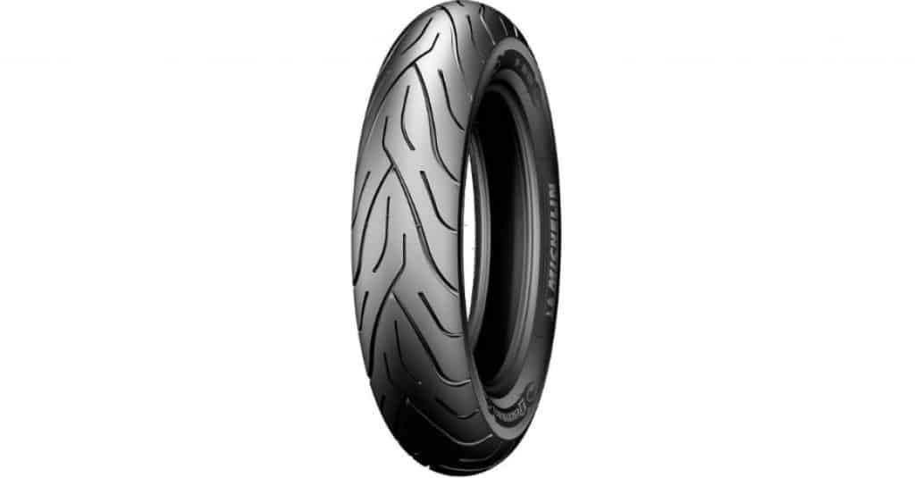 Michelin Commander II Motorcycle Tire Cruiser Front