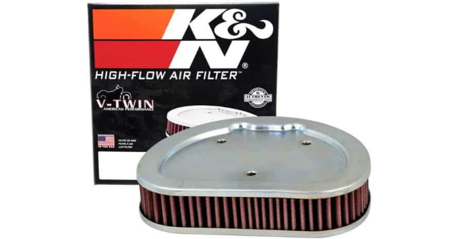 K&N Engine Air Filter- High Performance