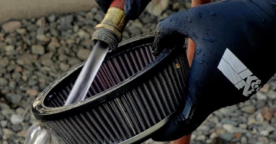 KN Engine Air Filter