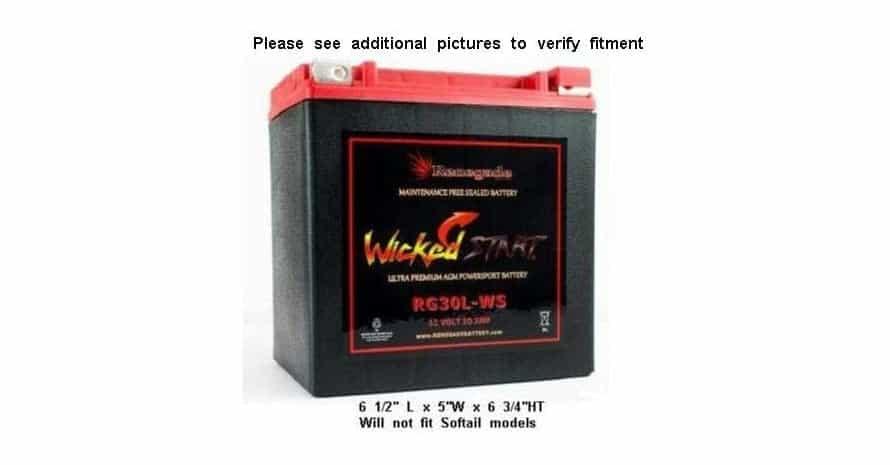Renegade RG30L-WS 12 Volt