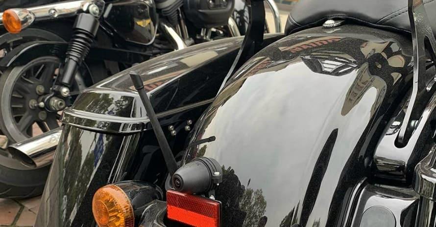 Rydonair Antenna Compatible with Harley
