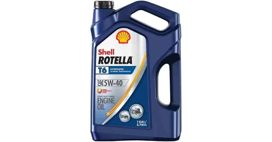 Shell Rotella T6 Full