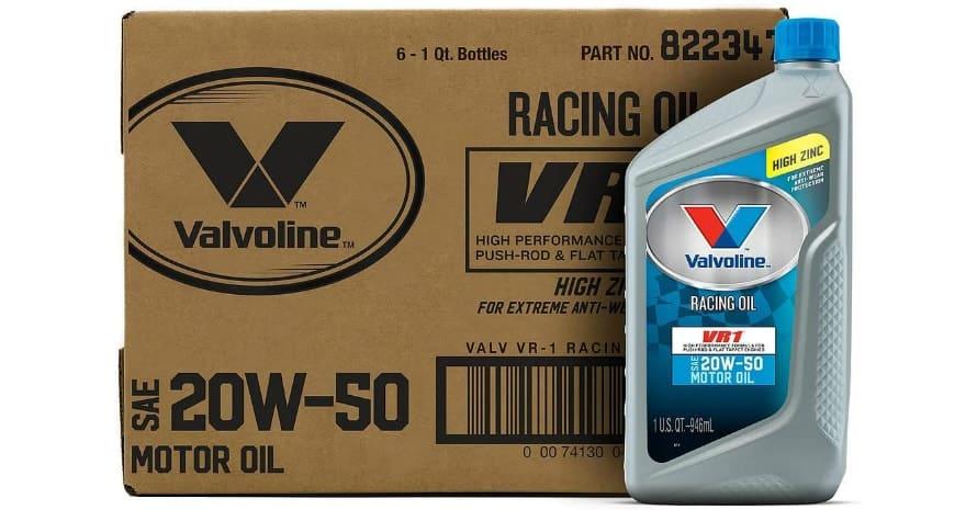 Valvoline - 822347-CS VR1