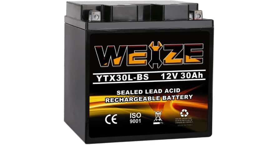 Weize YTX30L