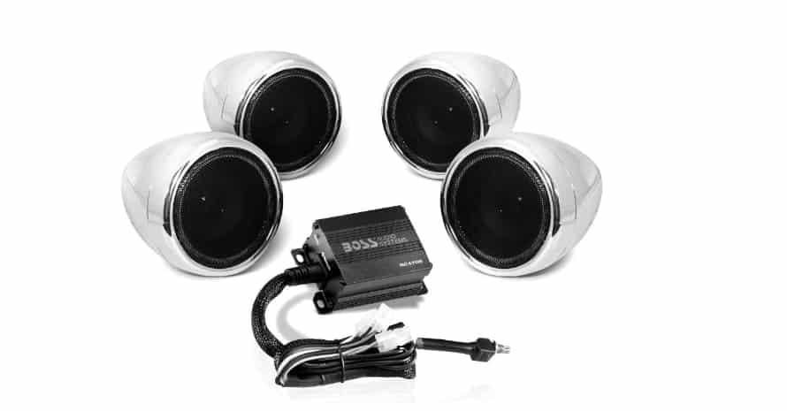 Boss Audio Systems MC470B