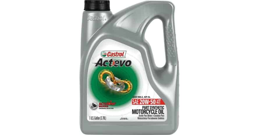Castrol 03139 Actevo Engine Oil
