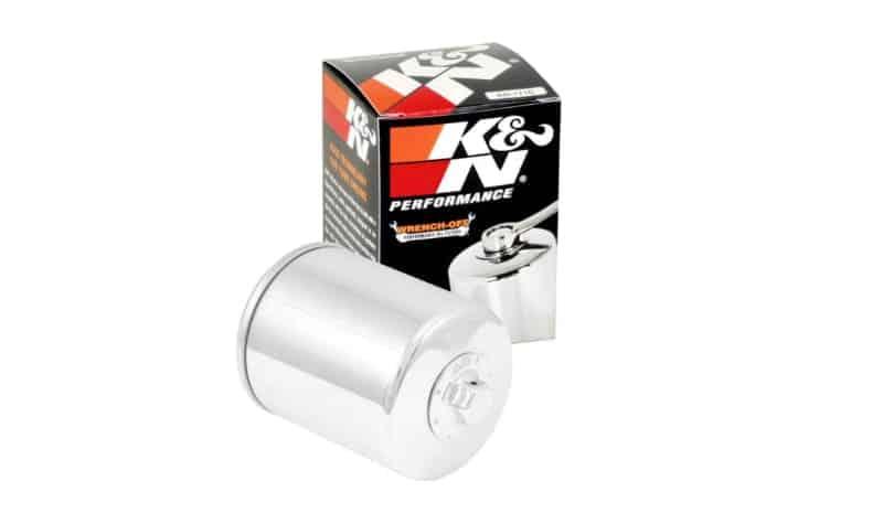 K&N Motorcycle Oil Filter