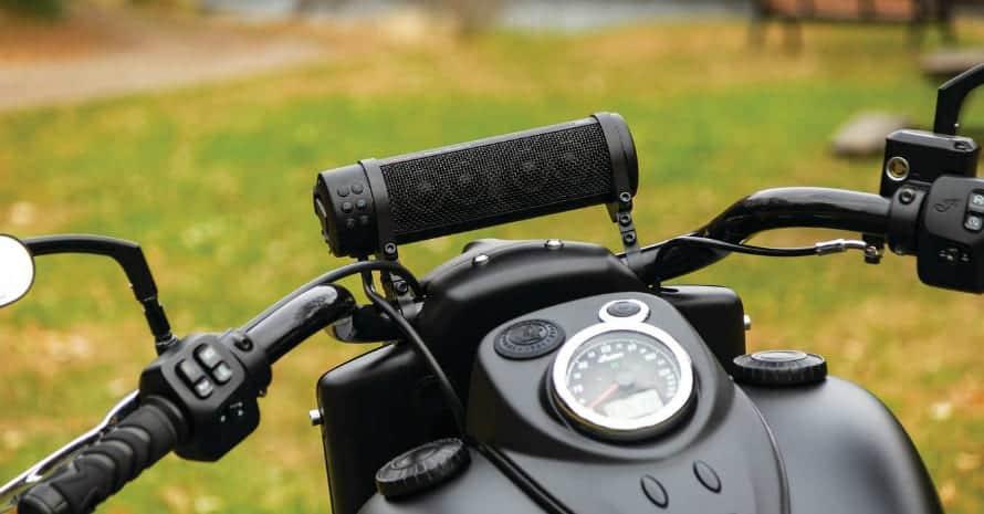 Kuryakyn Audio Speakers with Bluetooth