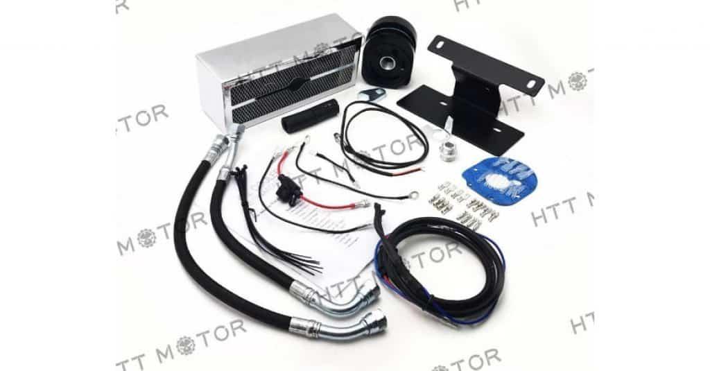 SMT-Oil Cooler Fan Cooling System